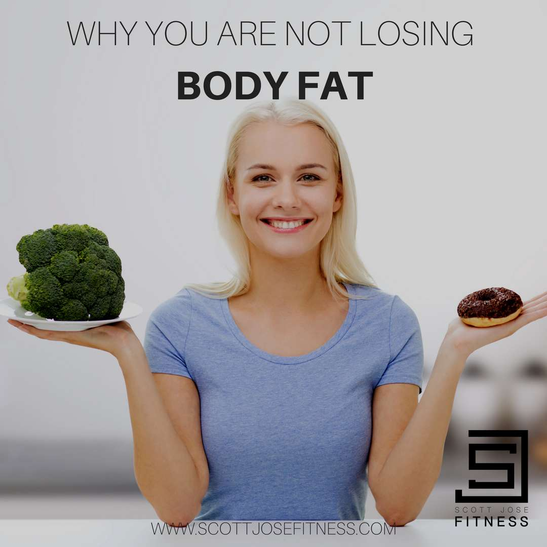 The Number One Reason Why YOU are not Losing Weight
